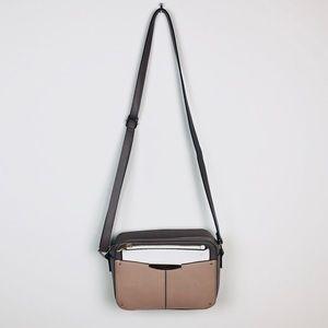 Ann Taylor Crossbody Colorblock Bag